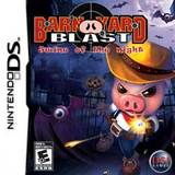 Barnyard Blast: Swine of the Night (Nintendo DS)